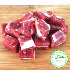 月盛斋 牛腩块20kg/箱