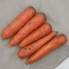 胡萝卜 未水洗干 1KG