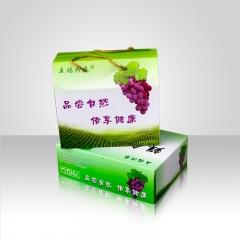 张山营红提 4Kg/盒 *20盒