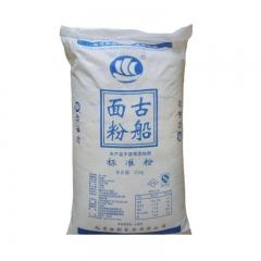古船牌标准面粉25kg