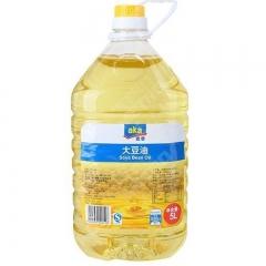 麦德龙  AKA大豆油(转基因)5L*4桶