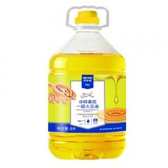 MC非转基因一级大豆油 5L*4桶
