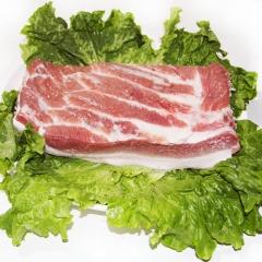 大红门五肉联 一级带皮五花 10公斤