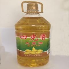 四克香转基因大豆油