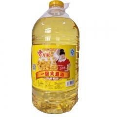香万家非转基因大豆油10L*2