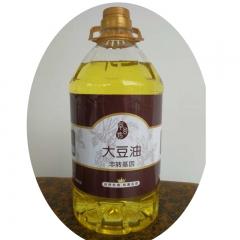 萃谷坊非轉基因大豆油10L*2