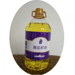 萃谷坊葵花籽油4*5L