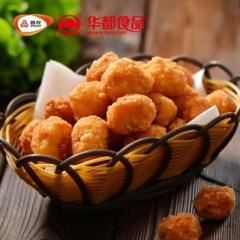 华都食品 香脆鸡米花 1kg/袋*6袋/箱