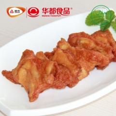 华都食品 伴翅(调理带骨鸡块) 1kg/袋*10袋/箱