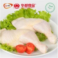 华都食品 冻鸡腿350以上 10kg/袋*1袋