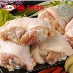 华都食品 单冻带骨上腿肉 10kg/袋*1袋