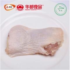 华都食品 带皮扇形腿肉 2kg/袋*6袋