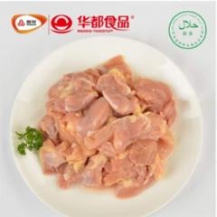 华都食品 冷冻鸡腿碎肉 8KG/袋*2袋