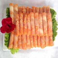 调理鸭肉卷 5kg/箱