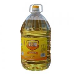五湖转基因大豆油   10L*2桶