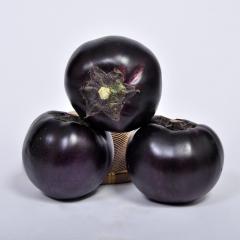 圆茄子 规格200g以上 1KG