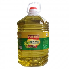 大地福旺大豆油(非转基因)20L/箱