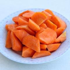胡萝卜(块)规格 2.5Kg/袋