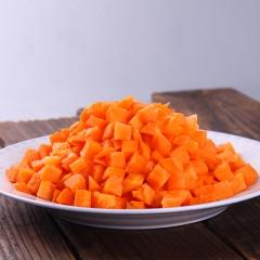 胡萝卜(丁)规格 2.5Kg/袋