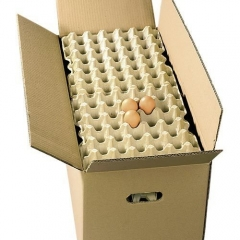 众乐河畔 鸡蛋 箱装 23公斤(净重)