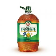 紅井源古法壓榨醇香胡麻油5L