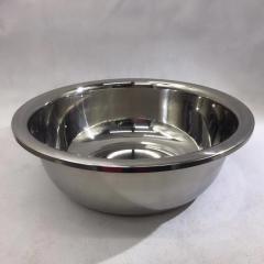 不锈钢圆盆 30公分