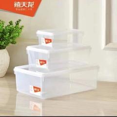 禧天龙保鲜盒(4.8升)