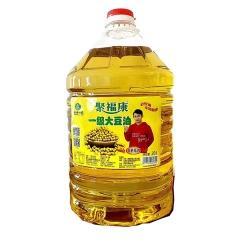 聚福康非转基因大豆油