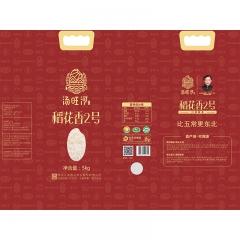 汤旺河  稻花香2号  5kg