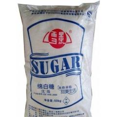 雪景绵白糖 50KG/袋