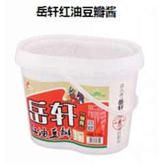 岳轩红油豆瓣酱
