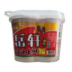岳轩豆瓣酱