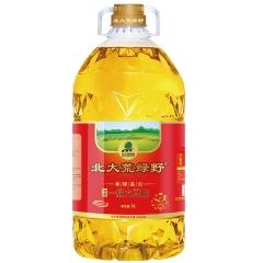 北大荒绿野非转基因大豆油一级5L*4