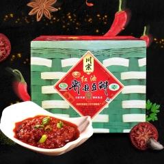 川宗红油郫县豆瓣酱