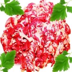 福盛源   普通牛碎肉   20kg/箱