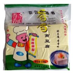纯卤水南豆腐