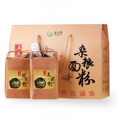 面油组合  环县杂粮面1kg*5袋/盒   纯胡麻油2.5L/桶