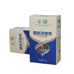 草炭沙泉米1kg*5袋/盒