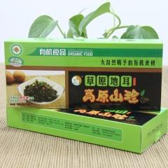 草原地耳菜 25g*4袋/盒
