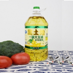 東北黑土地非轉基因大豆油 10LX2桶/箱
