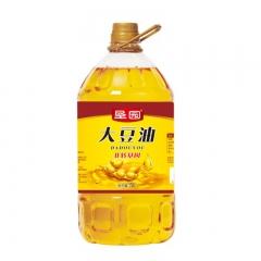 贫困县青冈县垦园非转基因大豆油
