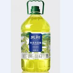 樂初非轉基因大豆油(壓榨)10L*2