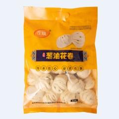 青龍滿族自治縣在旗蔥油花卷750g*8袋/箱早餐速食面點