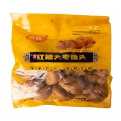 青龍滿族自治縣在旗紅糖大棗饅頭750g*8袋/箱