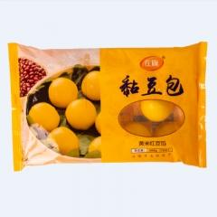 青龍滿族自治縣在旗黏豆包黃米紅豆餡500g*18袋/箱