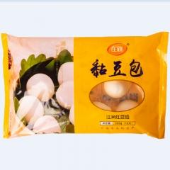 青龍滿族自治縣在旗黏豆包江米紅豆餡500g*18袋/箱