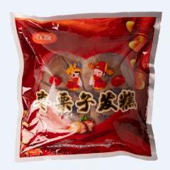 青龙满族自治县在旗枣栗子发糕早餐速食面点700g*12袋/箱