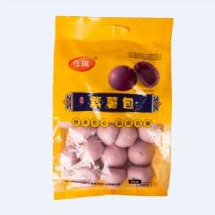 青龍滿族自治縣在旗紫薯包早餐速食面點750g*8袋/箱
