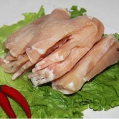 中红三融鸡肉片