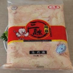 中红三融冻鸡油